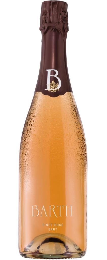 Pinot Rose Sekt Brut B.A. Wein- und Sektgut Barth Rheingau
