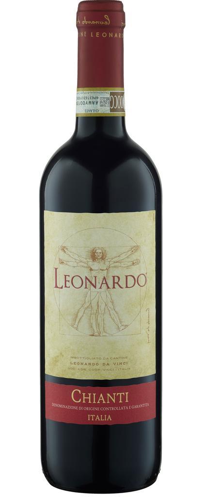Leonardo Chianti 2019 Cantine Leonardo da Vinci Chianti