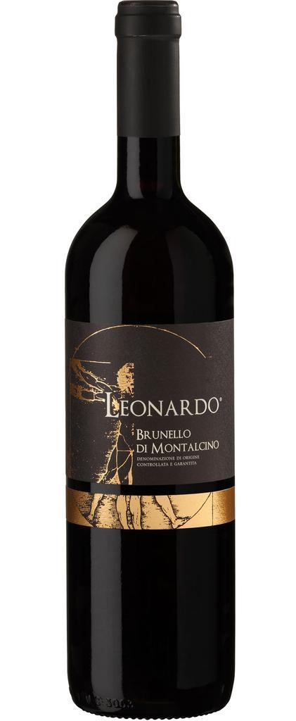 Leonardo Brunello Di Montalcino 2015 Cantine Leonardo da Vinci
